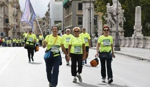 Pontieri per la Via Pacis, Run for Peace