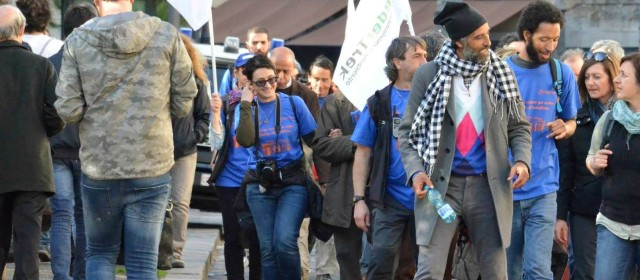 Giornata Nazionale del Camminare 2015: Di Scuola in Scuola