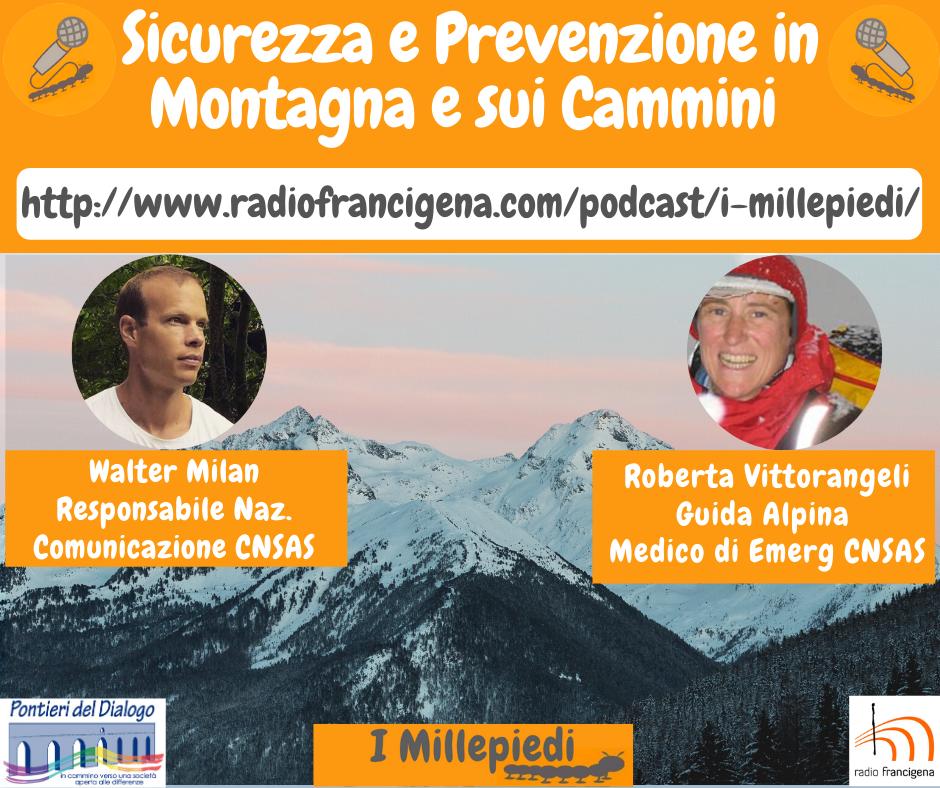 Sicurezza e Prevenzione in Montagna e sui Cammini